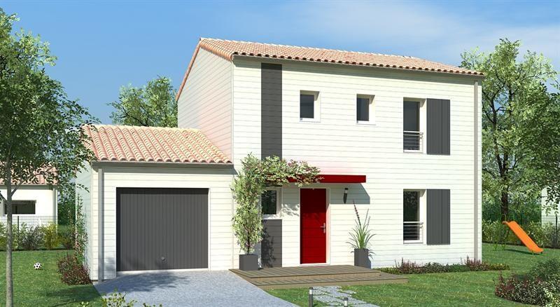 Maison  4 pièces + Terrain 504 m² Nouaillé-Maupertuis par DELRIEU CONSTRUCTION