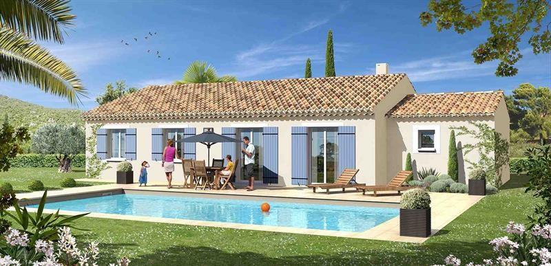 Maison  4 pièces + Terrain 759 m² Sainte Anastasie sur Issole (83136) par MAISONS AVENIR TRADITION TOULON