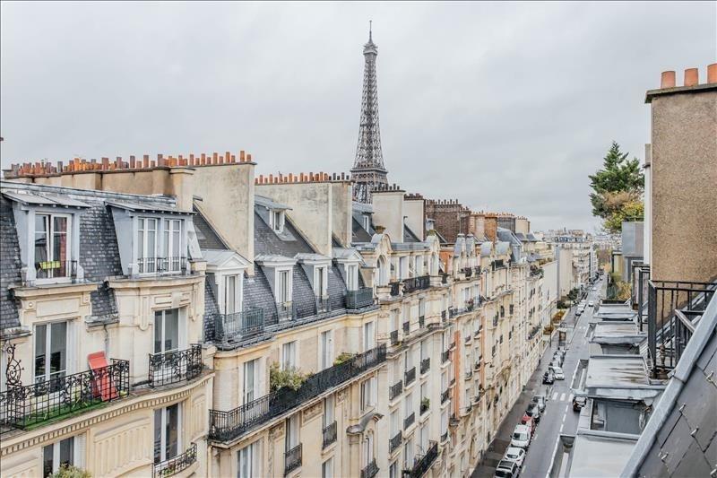 Venta  apartamento Paris 15ème 138500€ - Fotografía 1