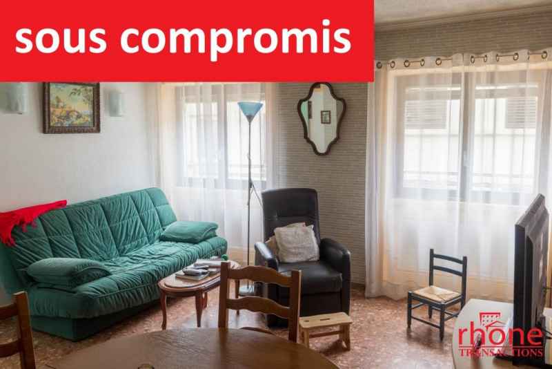 Vente appartement Lyon 1er 237000€ - Photo 1
