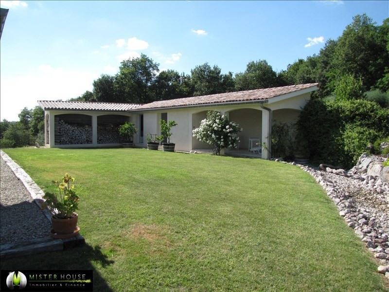 Vendita casa Monclar de quercy 355000€ - Fotografia 3