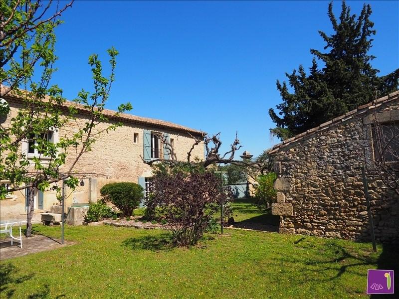 Vente de prestige maison / villa Uzes 529000€ - Photo 9