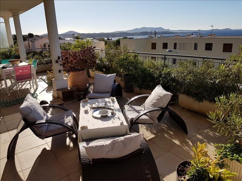 Vente de prestige appartement Bandol 680000€ - Photo 1