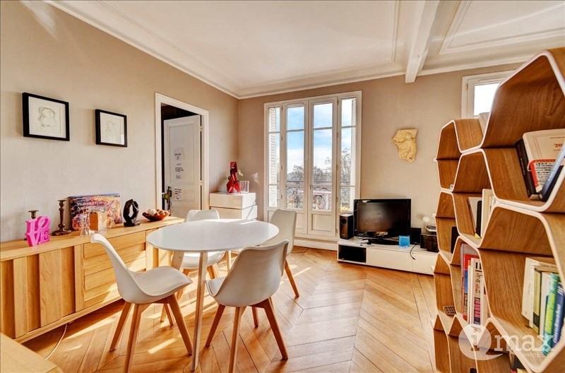 Sale apartment Courbevoie 345000€ - Picture 2