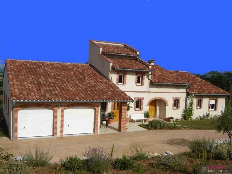 Deluxe sale house / villa Montgiscard secteur 537000€ - Picture 8
