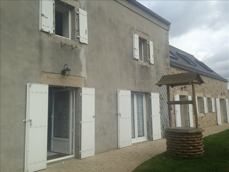 Rental house / villa Plouguerneau 650€ CC - Picture 1