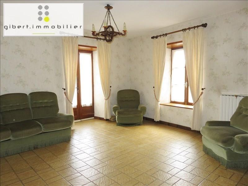 Sale house / villa St germain laprade 169500€ - Picture 3