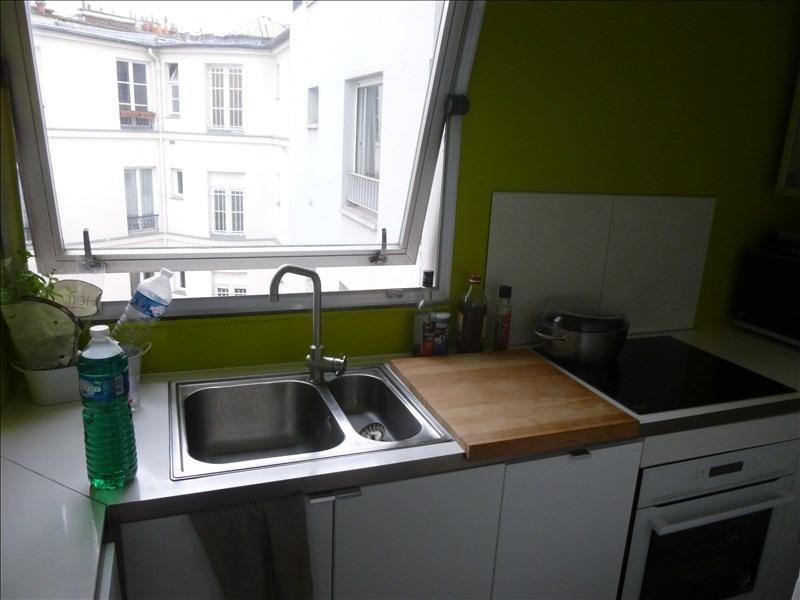Vente appartement Paris 11ème 499000€ - Photo 4