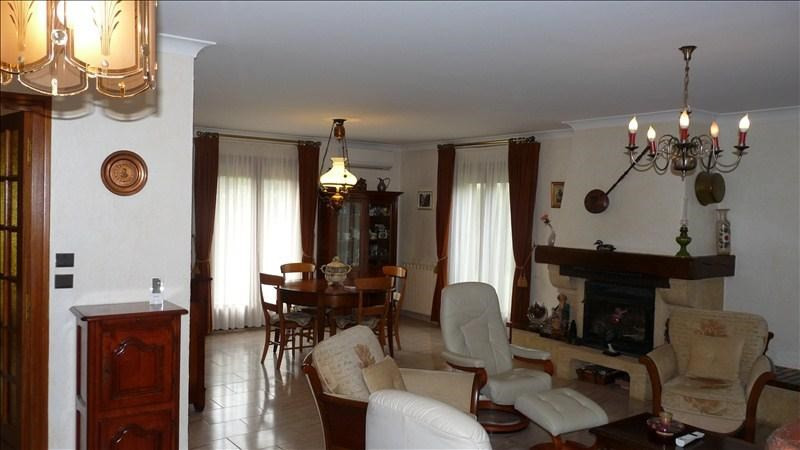 Vente maison / villa Bourg les valence 258000€ - Photo 3
