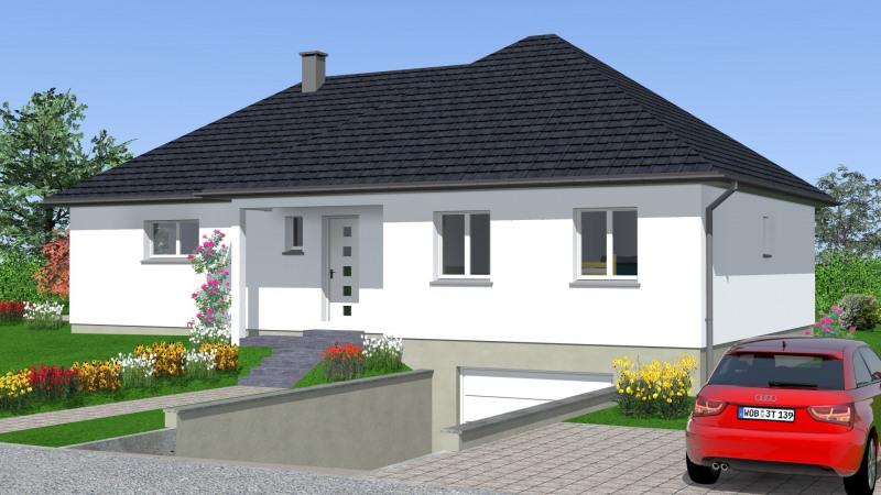 Maisons vendre helfrantzkirch entre particuliers et for Se loger maison neuve