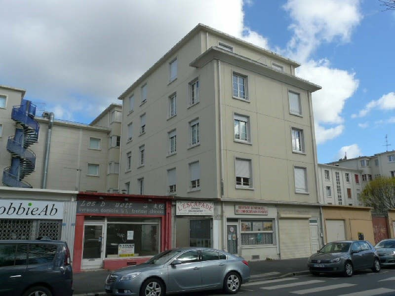Sale apartment Caen 54 400€ - Picture 1