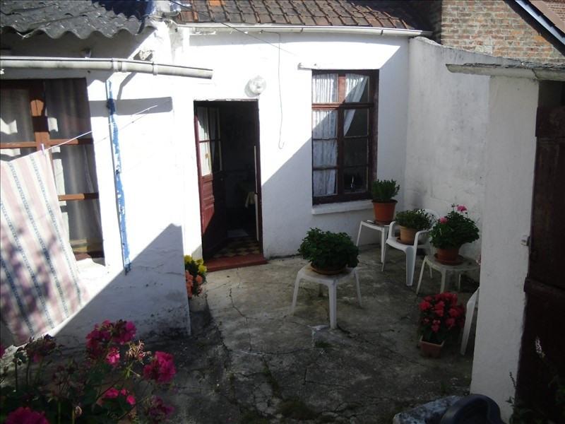 Sale house / villa Billy montigny 50000€ - Picture 1