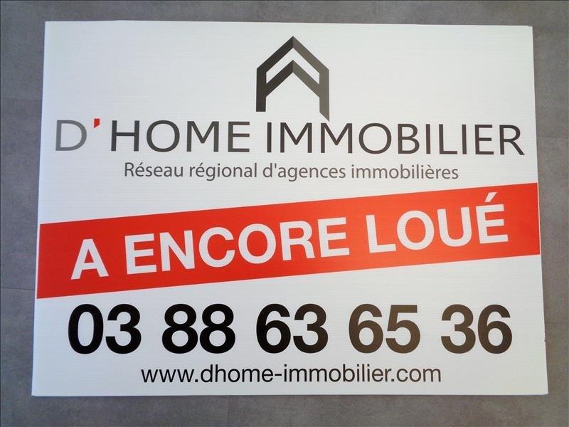 Alquiler  apartamento Brumath 640€ CC - Fotografía 3