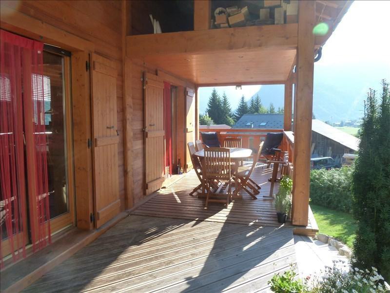 Verkoop van prestige  huis La cote d arbroz 879000€ - Foto 3