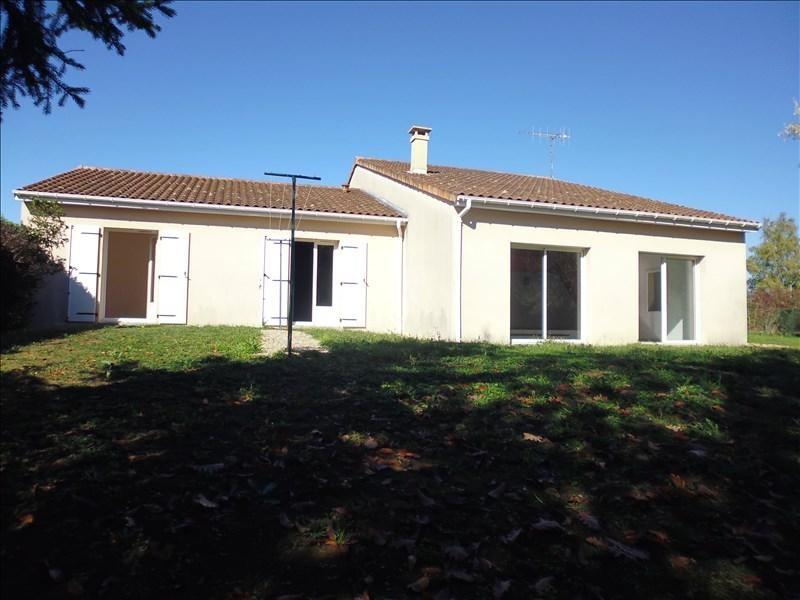 Venta  casa Poitiers 269500€ - Fotografía 1
