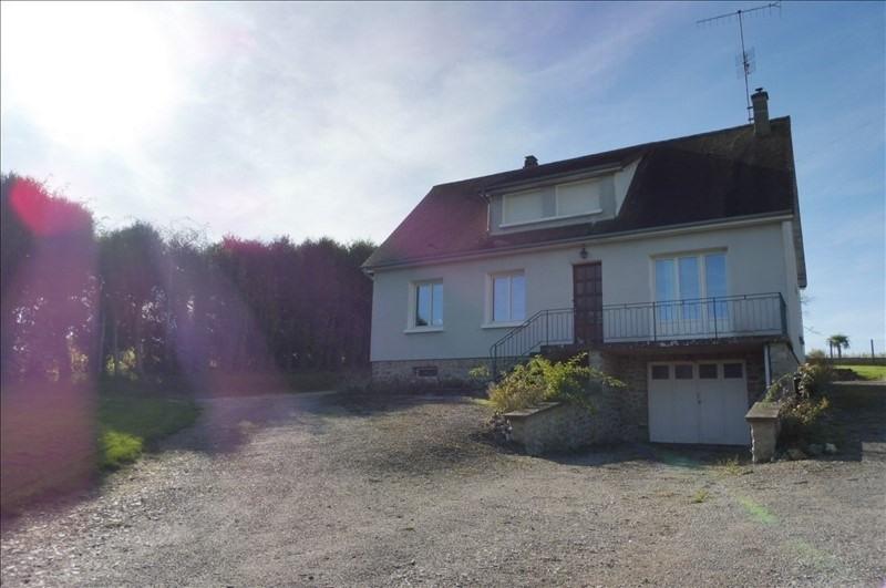 Vente maison / villa Mortagne au perche 126000€ - Photo 1