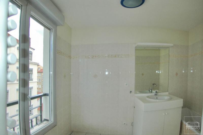 Rental apartment Lyon 7ème 715€ CC - Picture 7