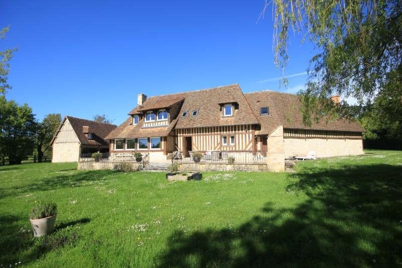 Deluxe sale house / villa Villers sur mer 945000€ - Picture 2