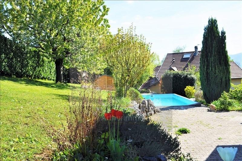 Deluxe sale house / villa Aix les bains 565000€ - Picture 1