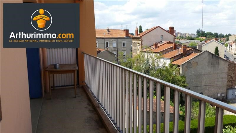 Vente appartement Roanne 48 990€ - Photo 1