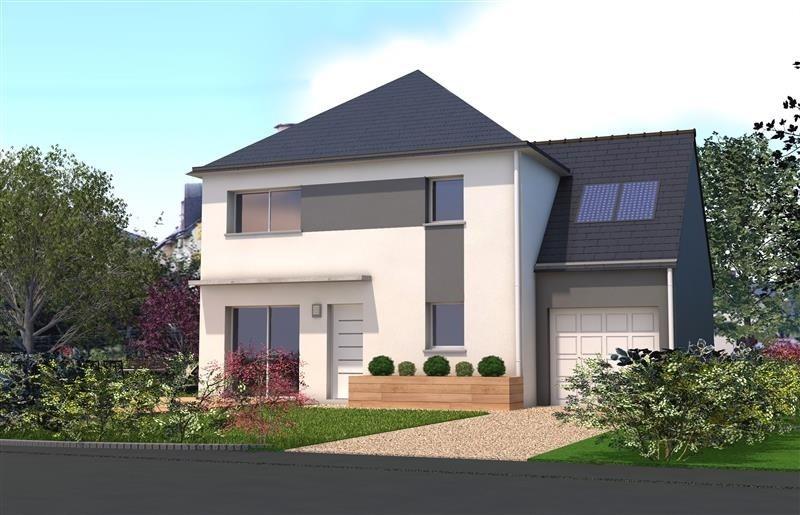 Maison  6 pièces + Terrain 317 m² Gosné par LES MAISONS RENNAISES