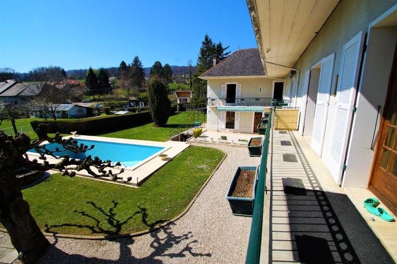Deluxe sale house / villa Albens 699000€ - Picture 1