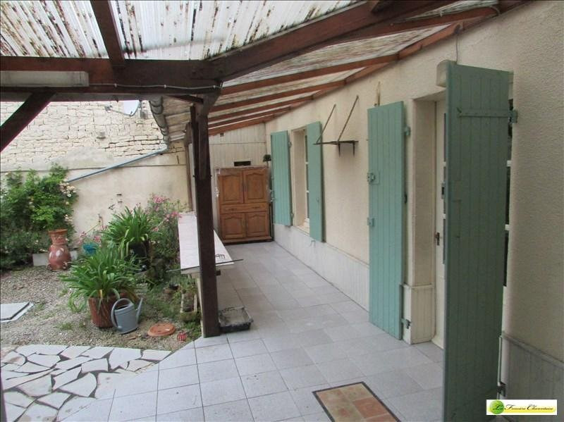 Vente maison / villa Fouqueure 97000€ - Photo 1