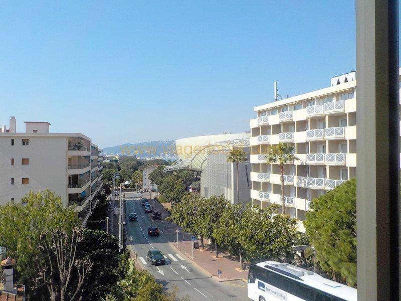 Verkoop  appartement Juan-les-pins 190000€ - Foto 3
