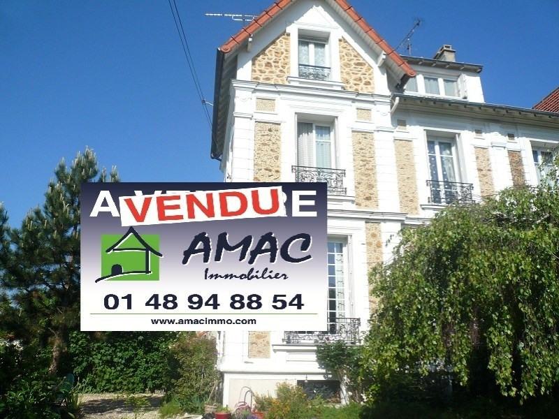 Vente maison / villa Villemomble 569000€ - Photo 1