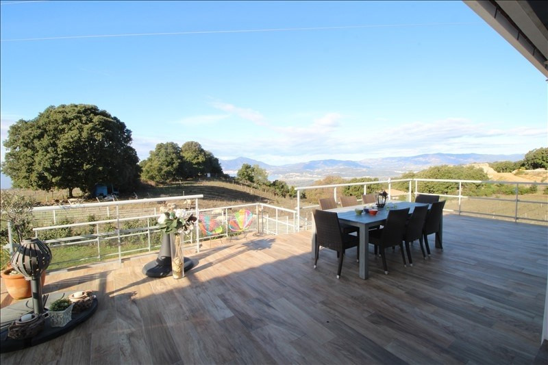 Vente de prestige maison / villa Porticcio 670000€ - Photo 1
