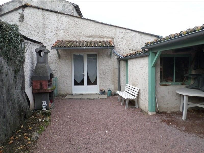 Vente maison / villa Chauvigny 70000€ - Photo 5