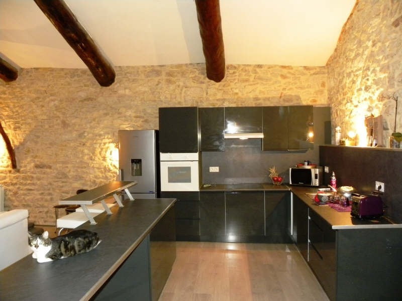Verkoop  appartement Bagnols sur ceze 126000€ - Foto 3