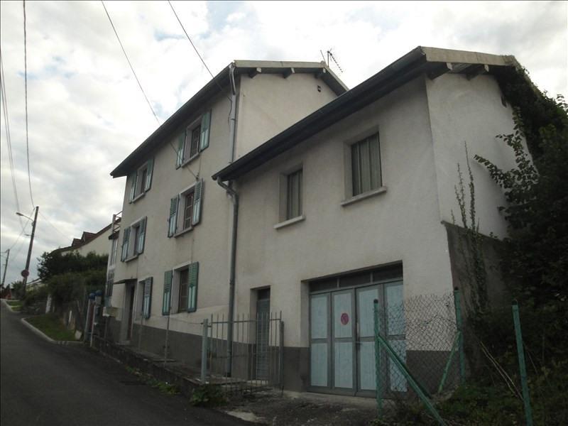 Verkoop  huis Dampierre les bois 87000€ - Foto 2