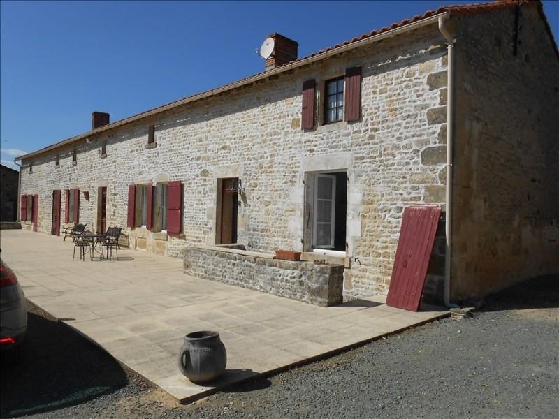 Vente maison / villa St maixent de beugne 264000€ - Photo 1
