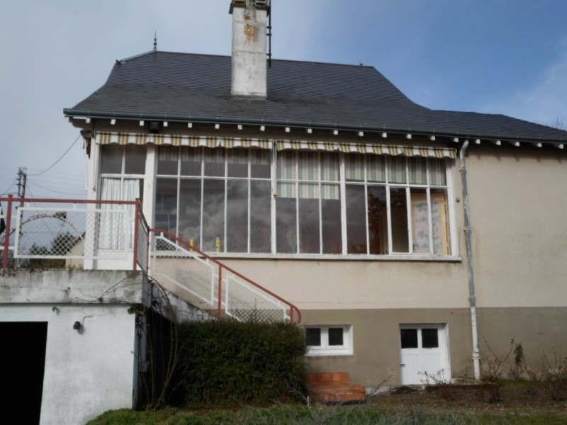 Vente maison / villa Villefranche sur cher 85000€ - Photo 3