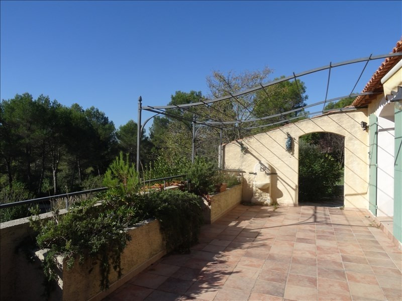 Sale house / villa Rousset 525000€ - Picture 3