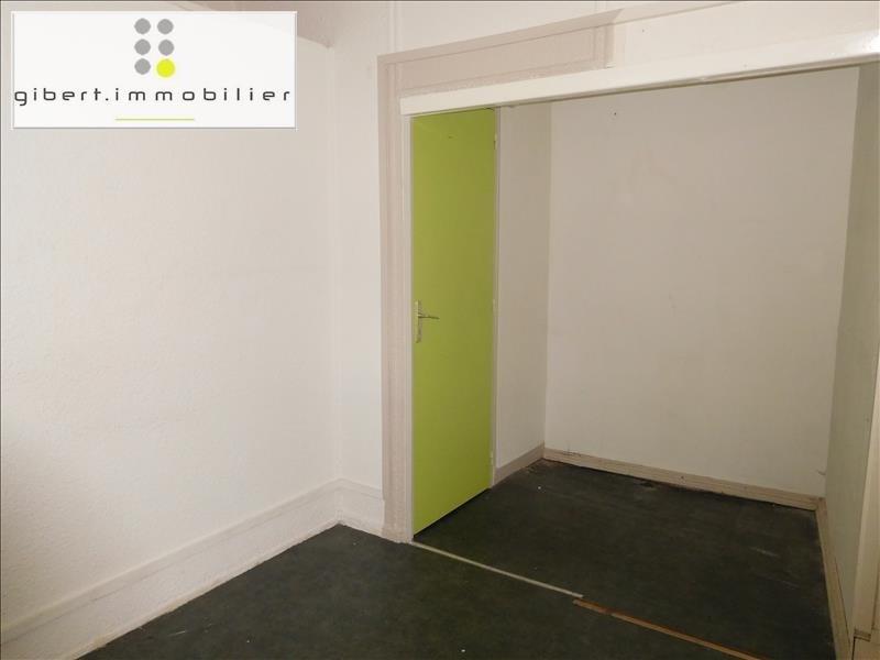 Rental empty room/storage Le puy en velay 280€ HT/HC - Picture 3