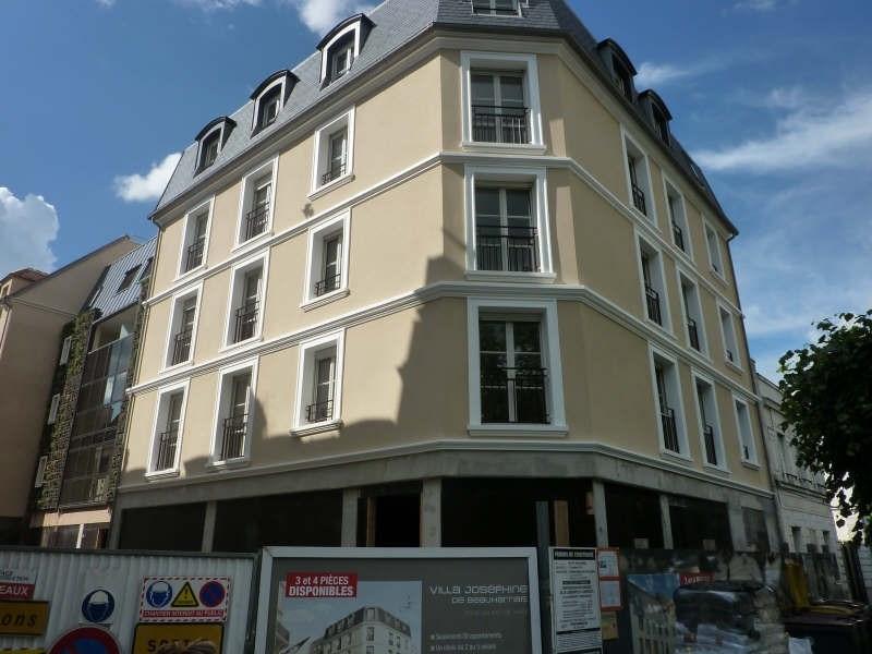 Location appartement Fontainebleau 983€ CC - Photo 2