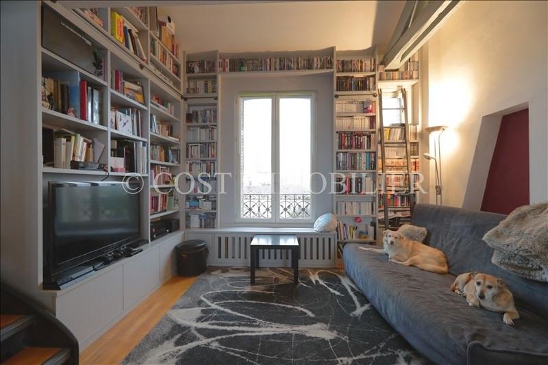 Venta  apartamento Asnieres sur seine 339000€ - Fotografía 8
