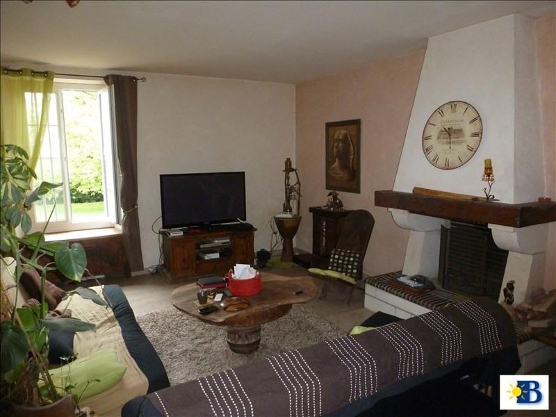 Vente maison / villa St gervais les trois cloch 220480€ - Photo 3