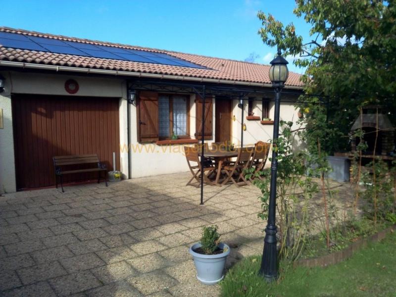 Life annuity house / villa Escalquens 55000€ - Picture 1