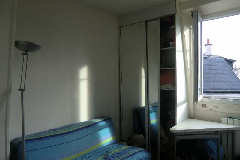 Rental apartment Paris 18ème 450€ CC - Picture 2