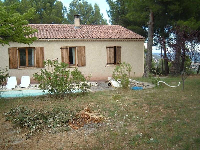 Rental house / villa Manosque 1200€ CC - Picture 1
