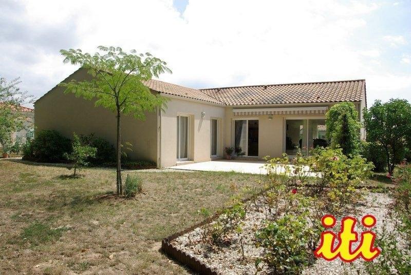 Vente maison / villa Chateau d olonne 442900€ - Photo 1