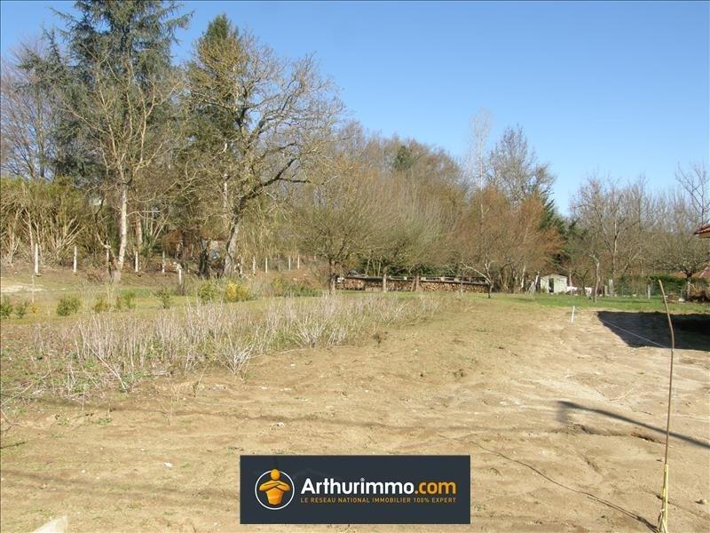Vente terrain Morestel 70000€ - Photo 2