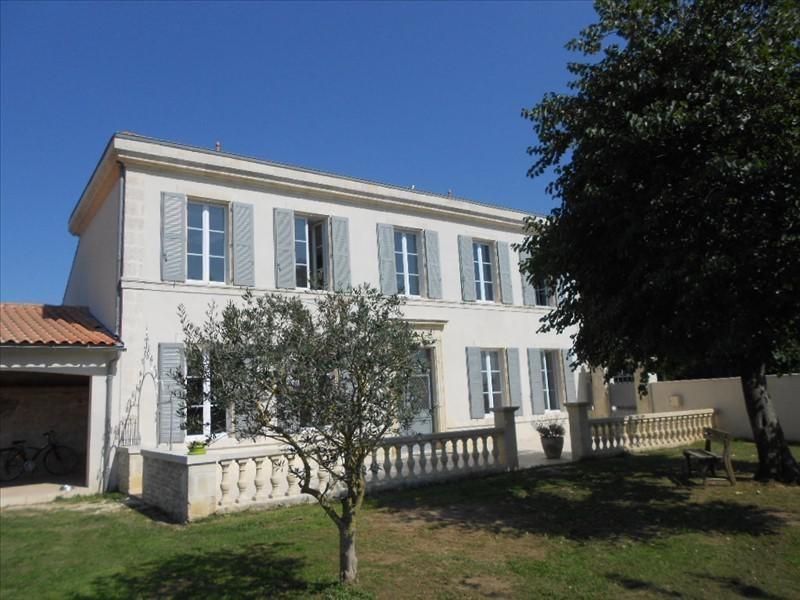 Vente de prestige maison / villa Tonnay charente 517275€ - Photo 1
