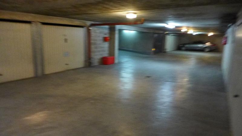 Verkoop  parkeergelegenheid Vanves 28350€ - Foto 3