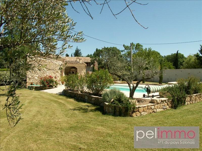 Vente de prestige maison / villa La barben 695000€ - Photo 3