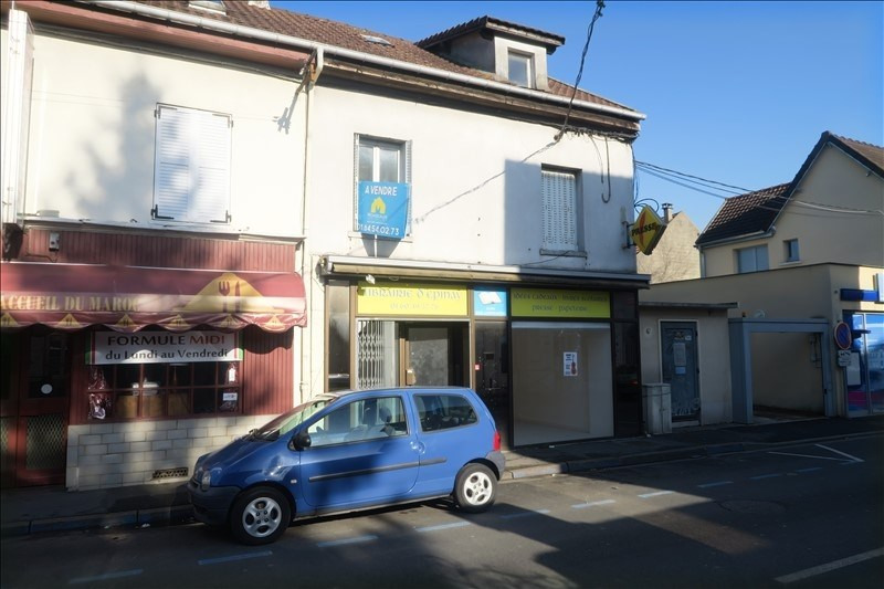 Vente local commercial Epinay sur orge 240 000€ - Photo 1