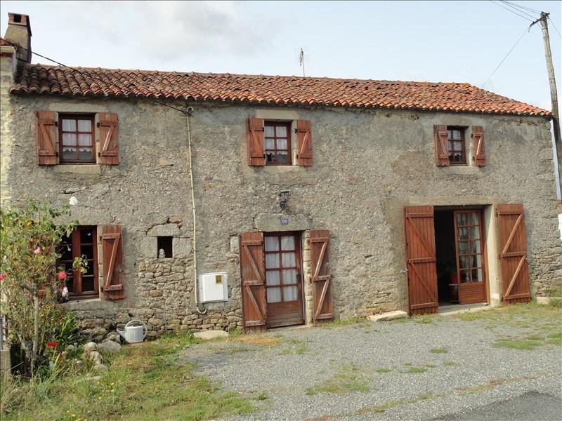 Sale house / villa La bernardiere 125900€ - Picture 1